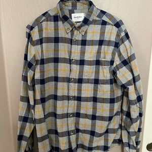 Goodfellow & Co button up flannel